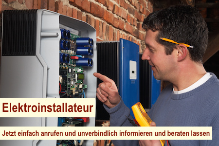 Elektro Berlin - Elektriker Elektroinstallateur Elektroarbeiten